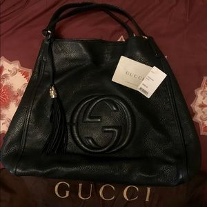 Authentic Gucci bag great condition.